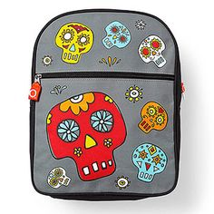 Head-of-the-Class Backpack: Zippee Backpack, available in 12 designs. Ages 6 and up, $25, oreoriginals.com