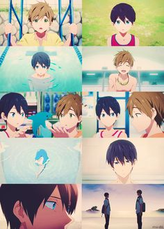 Free! Eternal Summer episode 6 ❤️❤️❤️