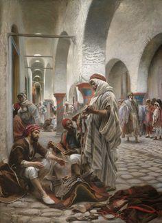 Anton Robert Leinweber - The Souk el Koumach, Tunis [1889] | Arash Noorazar…