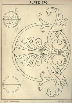 От руки орнамент Кьюсак все. Учебник с ч...