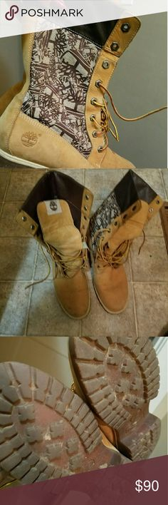 Tims boots Boots that can be worn several different ways Timberland Shoes Winter & Rain Boots