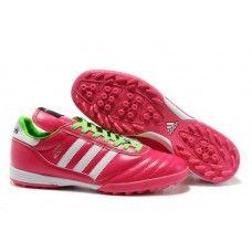 newest 07b2c 6a520 Desconto Copa do Mundo Barato Adidas Copa Mundial TF Chuteiras Vermelho  Verde Branco Compre on-