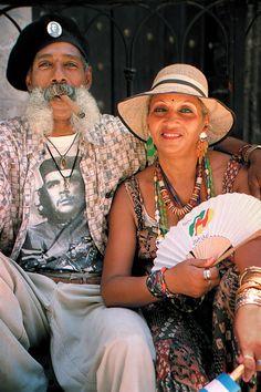 Cuba, Havana Rumba Dancers | ©2014 John Galbreath