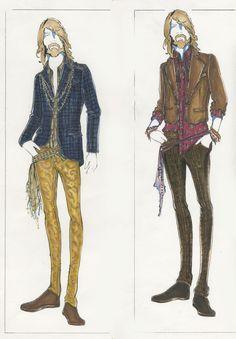 Illustration by Otis Fashion Alumni