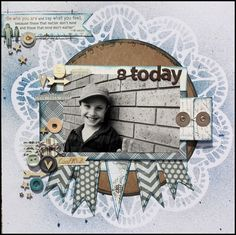 '8 Today' by Wendy Smith