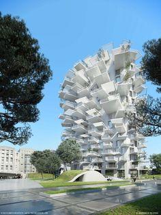"""Design: L'Albero Bianco di Fujimoto è la """"Follia Architettonica del XXI Secolo"""" - Notizie e novità"""