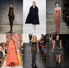 NYFW SS15: Best looks on the runways from Day 6! Plus , additional news on the emerging trends for next season.