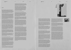 NEWWORK MAGAZINE, Issue 3 on Behance