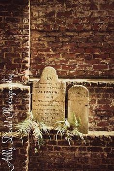 Colonial Park Cemetery --- Savannah --- Ally Dodd Photography