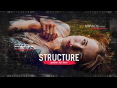 Brush Slideshow After Effects Template