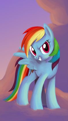 Rainbow Dash wallpaper