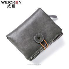 WEICHEN Fashion Short ladies wallet Small  Vintage  Women Wallet zipper and hasp…  http://www.delladetrends.win/2017/08/04/weichen-fashion-short-ladies-wallet-small-vintage-women-wallet-zipper-and-hasp/