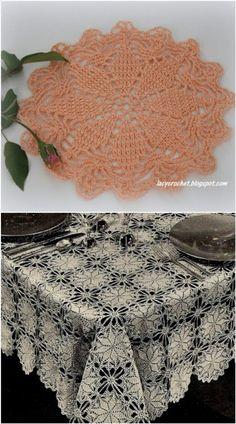 101 Free Crochet Patterns - Full Instructions for Beginners | 101 Crochet - Part 4