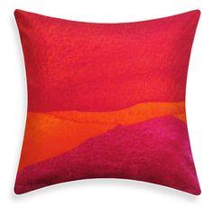 Marimekko Pillow Poukama Puuvilla Pink Pillow Inserts, Pillow Covers, Mood Board Interior, Orange Pillows, Marimekko, Fabric Design, Screen Printing, Throw Pillows, Pillow Ideas