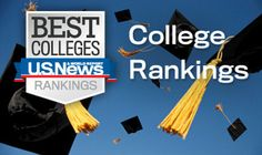 College Rankings 2012