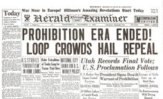 daily mirror prohibition ends at last - Google Search