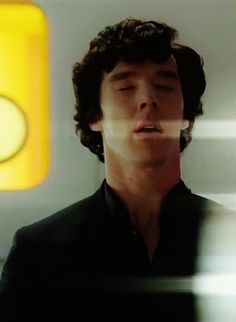 Oh this neck. There's so much mouth here, neck, and eyebrow, and hair.The problem with Benedict Cumberbatch is this: He's too damned lavish. Sherlock Bbc, Benedict Sherlock, Sherlock Holmes Benedict Cumberbatch, Sherlock Fandom, Sherlock Poster, Watson Sherlock, Sherlock Quotes, Martin Freeman, Mrs Hudson