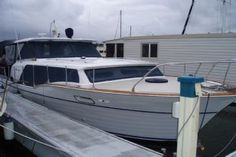 It is rumoured that JFK met Marilyn Monroe on this boat and it is for sale on the gold coast