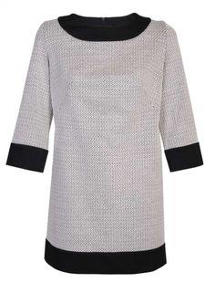 Caterina, tunika do spodni, inspirowana kolekcją Chanel, https://sklep.caterina.pl