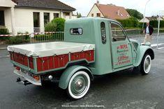 #Citroën #2CV http://autodantanmag.canalblog.com/