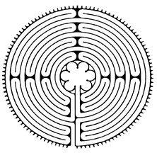 chartres labyrinth Labyrinths, Sacred Symbols, Ancient Symbols, Ancient History, Labyrinth Walk, Labyrinth Garden, Walking Meditation, Meditation Garden, Guided Meditation
