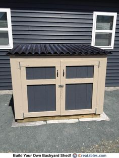1000 Images About Generator Shed Ideas On Pinterest