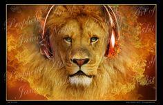 """Hear the Sound""  Prophetic Art of James Nesbit"