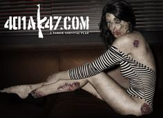 What to do for Fun during a Zombie Apocalypse Pin Up Girls, Zombie Wallpaper, Ashley Green, Zombie Art, Zombie Apocalypse, Zombies, Celebrities, Sexy, Celebrity