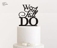 We still do cake topper by Oxee personalized cake toppers by Oxee