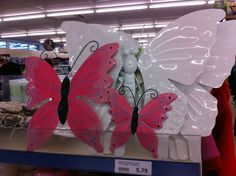Metal Butterflies  Action