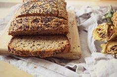 Honey & Black Sesame Seeded Loaf