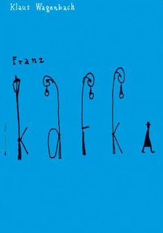 Franz Kafka Franz Kafka Kajzer Ryszard Polish Poster