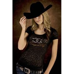 cowgirl up tee.