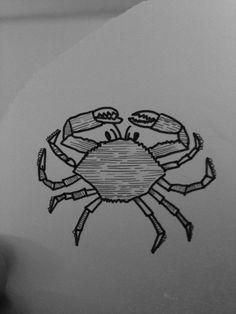 Mr Crab #Tattoo #MisterBx3