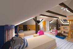 Living Styles: Detská izba plná tajomstiev