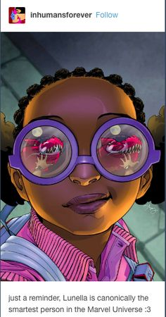 Fans of the comic celebrated the news on social media. Prior to the announcement, the title of smartest hero had been held by Reed Richards, aka the Fantastic Four's Mister Fantastic. | A Young Black Girl Is Now The Smartest Hero In The Marvel Universe - BuzzFeed News