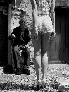 Italian Vintage Photographs ~ #Italy #Italian #photographs ~ Catrinel Menghia…