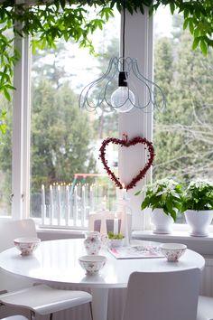 Basta un cuore... ed è già Natale. @Gail Regan Truax://harligthemma.blogspot.it/