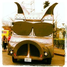 Bull And Swine Food Truck
