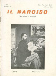 1963 Il Narciso Rivista