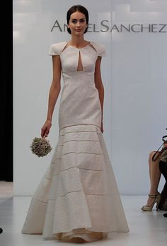 Brides: Celebrity Wedding Dress Ideas