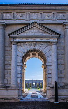 Palazzo Te, Mantova, Italia / Giulio Romano