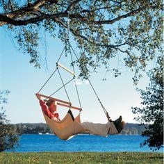 Amazonas Swinger sand Hængestol (beige)
