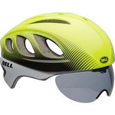 Bell Star Pro Helmet with Shield Retina Sear/White Blur, S