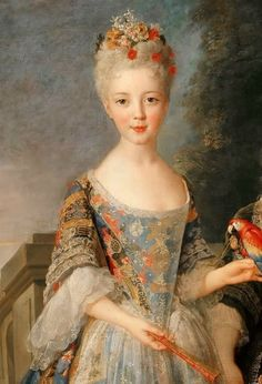 Women In Art History - Catherine-Eléonore and Eugènie De Béthisy, Alexis Simon Belle You are in the right place ab - 18th Century Clothing, 18th Century Fashion, Art History Timeline, Miniature Portraits, Old Paintings, Paintings Famous, Famous Artists, Classical Art, Renaissance Art