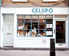 No matter how much my body shook from the cold, if we saw a gelato shop, I stopped to get some. Gelato Shop, Healthy Filling Snacks, Shop Front Design, Shop Interior Design, Store Fronts, Shop Signs, Coffee Shop, Architecture, Outdoor Decor