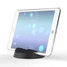 Stump Portable Stand für iPhone, iPad, E-Reader & Tablets - www. Iphone 4s, Iphone Stand, Ipad Stand, Tablet Stand, Ipod, E Reader, Ipad Ios, Studio Equipment, Iphone 4