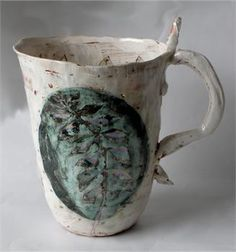 I think coffee would taste better from this mug.