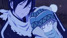 Images For > Noragami Yato Screenshot