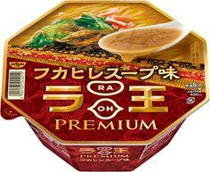 ラ王PREMIUM フカヒレスープ味